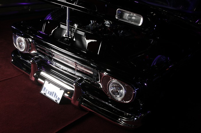 HOT ROD SHOW 2012